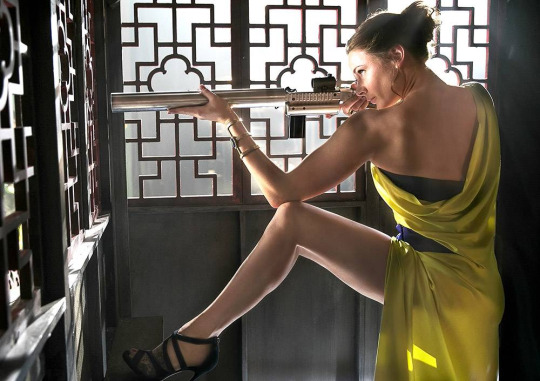 9 Female Actors Who Could Be James Bond Popcornpartner